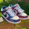 First Look of the new Parra x Nike SB Dunk Low